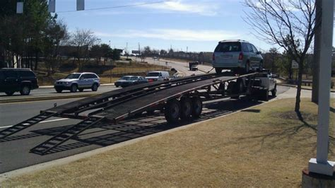 Open Car Carrier Trailers Used Open Car Carrier Trailers
