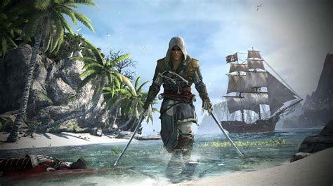 Free download assassins creed iv black flag wallpaper by. Assassins Creed IV Black Flag Wallpaper | HD Games Wallpapers for Mobile and Desktop