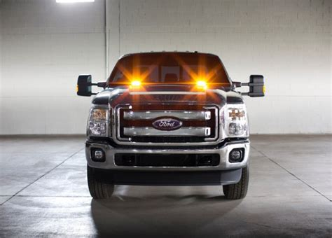strobe light kits for trucks strobe warning led lights available on 2016 ford f series