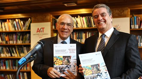 wto  news items wtooecd report highlights unique