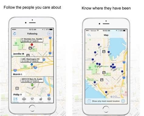 iphone gps tracker top 10 iphone tracking apps to track iphone location dr fone