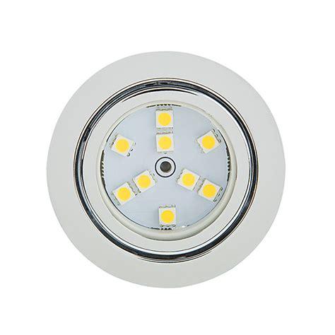Recessed LED Puck Lights  9 LED  15 Watt Equivalent