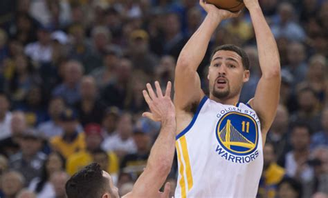 klay thompson  ankle  rays negative basketball