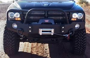 Front Winch Bumper Dakota Truck  97