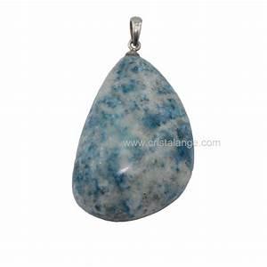 Pierres Précieuses Bleues : pendentif en ha yne pierre bleue bijoux pierres rares ~ Nature-et-papiers.com Idées de Décoration