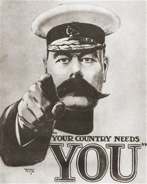 lord kitchener your country needs you schools war and that poster 9709