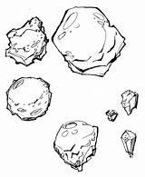 Meteor Drawing Coloring Asteroid Pages Template Printable Asteroids Sketch Meteorite Comet Space Getdrawings Dinosaur Solar Astroids Getcoloringpages System Getcolorings Pa sketch template