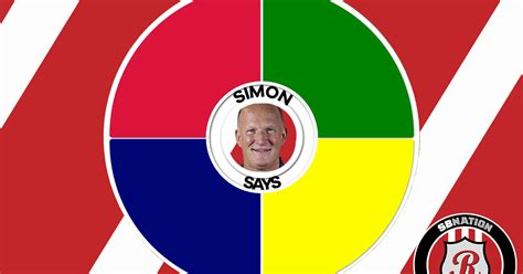 Simon Says: What did the gaffer have to say ahead of ...