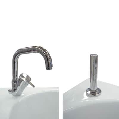 rubinetto cucina prezzi rubinetteria bordo vasca cromo prezzi e offerte