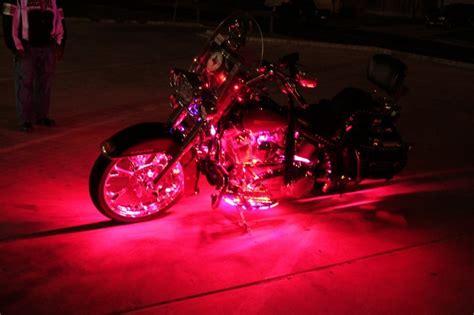 Motorcycle Cruiser Led Light Kit