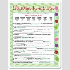 Printable Christmas Movie Quotes Funsationalcom