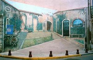 Mur Trompe L Oeil : trompe l 39 oeil ~ Melissatoandfro.com Idées de Décoration