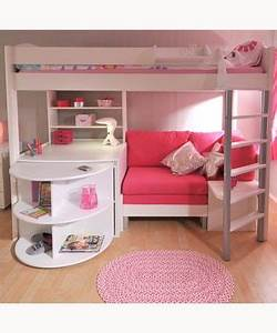 38 best images about photography room theme for brianna on for Loft bed with sofa and desk