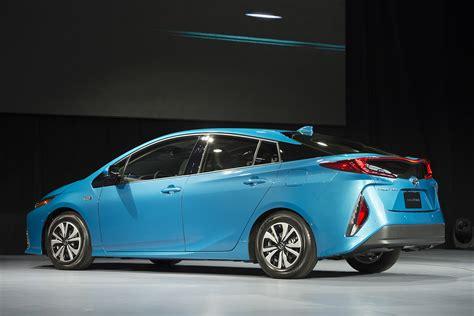 Toyota Prius Prime Plug In Perhaps The Most Premium