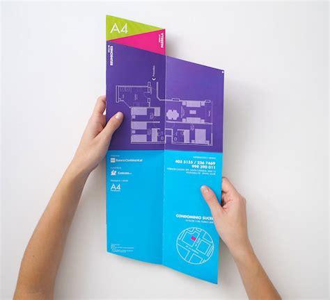 Real Estate Brochure Design Inspiration by 20 Best Exles Of Brochure Design Projects For Inspiration