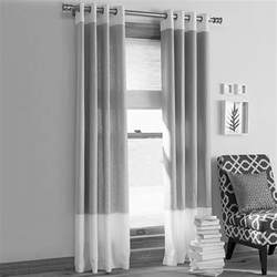 livingroom curtains contemporary living room decorating ideas with fancy gray fabric curtains for modern