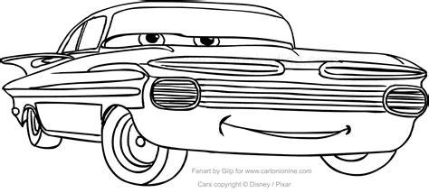 disegni da colorare di cars saetta disegno di ramon di cars da colorare