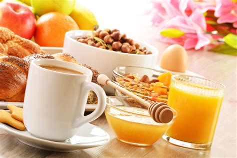 breakfast st john s lodge