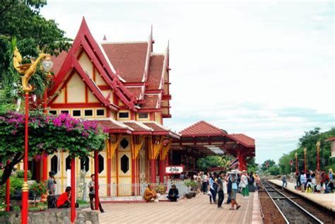 สถานีรถไฟหัวหินจัดทำบุญครบรอบ 90 ปี