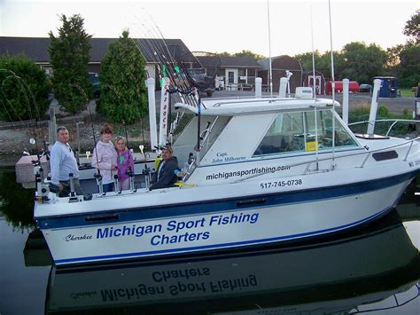 Used Fishing Boats For Sale by Michigan Sport Fishing Used Boats For Sale Used Boat Trailer