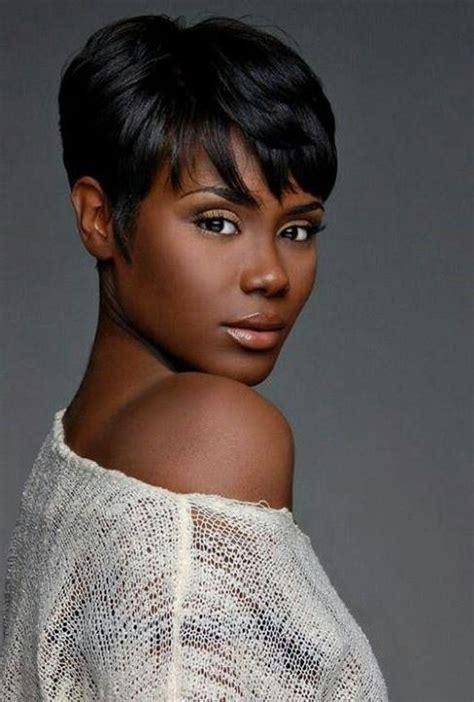 2019 Popular Black Women Short Pixie Haircuts
