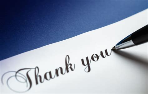 Sympathy Thank You Note: Tips for what to say and how to ...