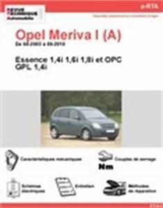 Fiche Technique Opel Meriva : fiche technique opel auto titre ~ Maxctalentgroup.com Avis de Voitures