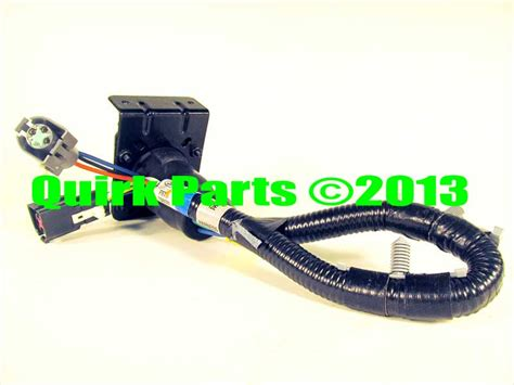 1997 F150 Trailer Wiring by 1996 1997 Ford F150 F250 F350 7 Pin Connector Trailer