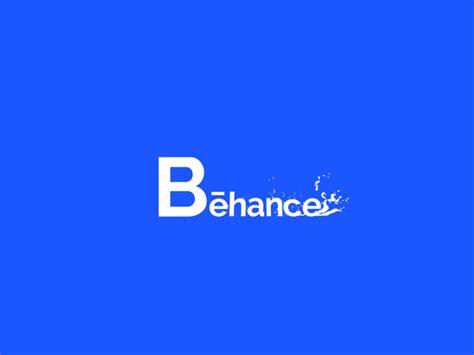 Behance Logo Animation by Eduard Mykhailov on Inspirationde