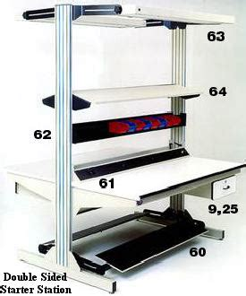 dimension  expandable modular workbenches pro