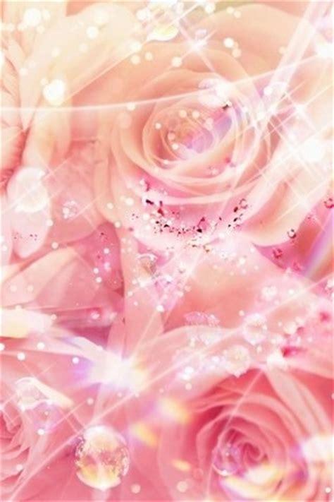 pink sparkly roses diamonds im     ill