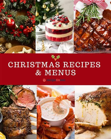 · looking for the perfect soul food recipe? Christmas Recipes and Menus | RecipeTin Eats