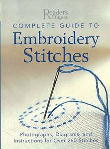 Embroidery Stitches Diagrams  U2013 Free Embroidery Patterns