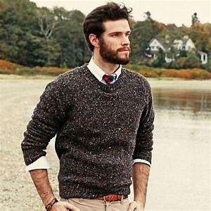Gros Pull Laine Homme : comment bien porter le pull en laine lifestyle conseil ~ Louise-bijoux.com Idées de Décoration