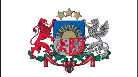 Latvijas ģerbonis - Ilustrētā Junioriem