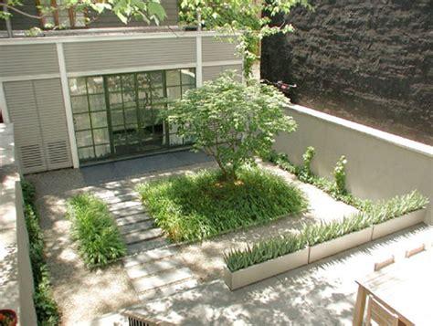 modern indoor garden landscape