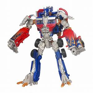 Transformers- Dark of the Moon – Ultimate Optimus Prime 4 ...