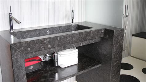 meuble de cuisine blanc le gal marbre et design le