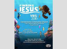 Finding Jesus Cornerestone Community Church VBS Kingwood