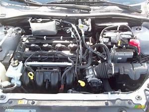 2008 Ford Focus Se Sedan 2 0l Dohc 16v Duratec 4 Cylinder