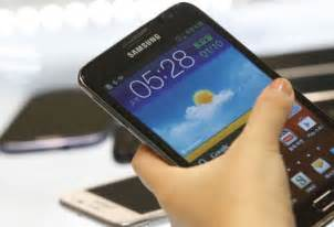 large screen cell phones the end of the mobile phone and the tablet will 2013 be
