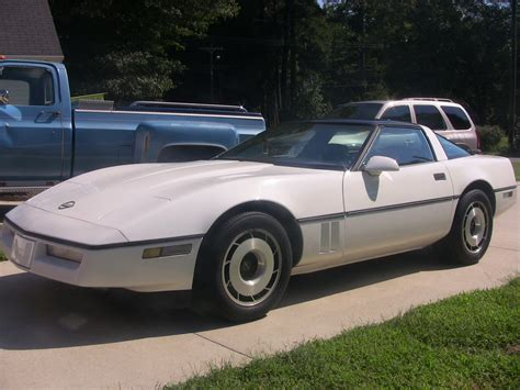 Chevrolet Dealers Nc by 1985 Chevrolet Corvette Stock A142 For Sale Near