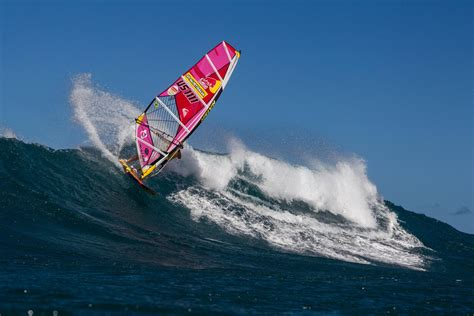 Robby Naish Returns To Action In Hawaii
