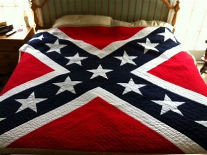 Quilt Flag Confederate Pattern King Patterns Quilts
