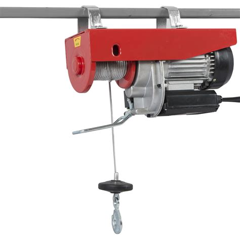 Electric Motor Lift by 1500lb Pro Electric Motor Overhead Winch Hoist Crane Lift