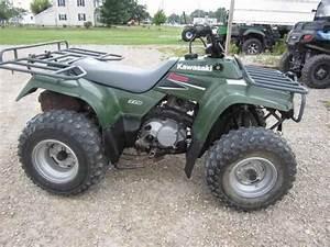 Used 0 Kawasaki Bayou 220 Atvs For Sale In Indiana