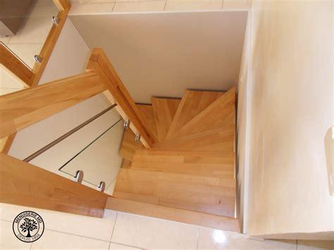 escalier bois balanc 233 sans contre marche menuiserie md menuiserie bois marseille menuiserie md