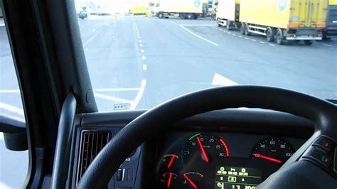 driving   volvo fh  bio dme field test truck