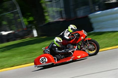 Racing Schedule Announced For Ama Vintage Motorcycle Days