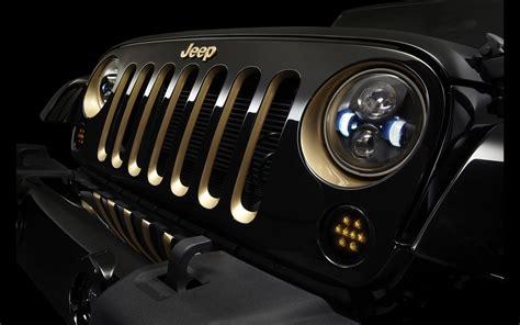 2012 Jeep Wrangler Dragon Edition 4x4 Concept Fa Wallpaper